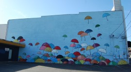 Murals In The City Wallpaper Download