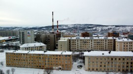Murmansk Wallpaper Full HD