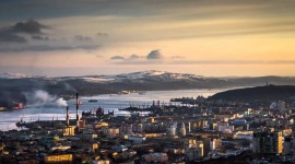 Murmansk Wallpaper HD