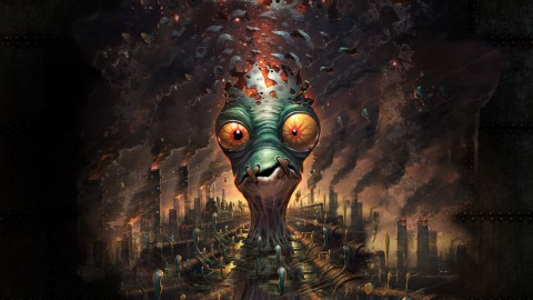 Oddworld Soulstorm wallpapers high quality