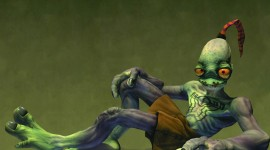 Oddworld Soulstorm Desktop Wallpaper HD