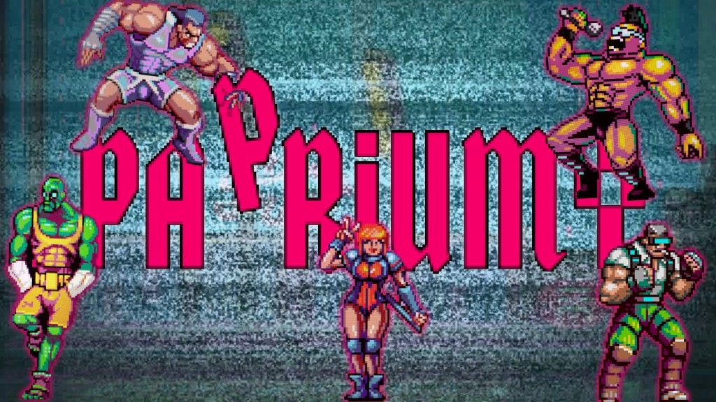 Paprium wallpapers HD