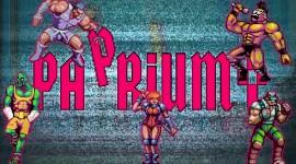 Paprium Wallpaper