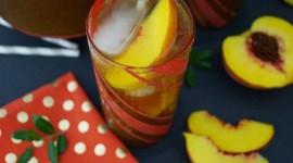 Peach Tea Photo