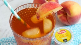 Peach Tea Photo Download