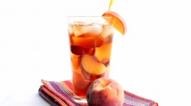 Peach Tea Wallpaper Free