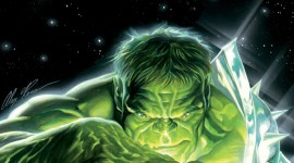 Planet Hulk Wallpaper For IPhone