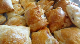 Puff Pastry Wallpaper