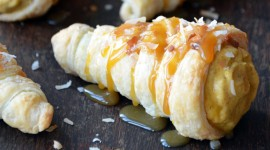 Puff Pastry Wallpaper Free