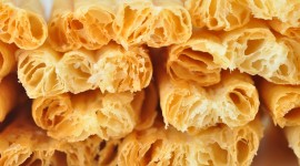 Puff Pastry Wallpaper Full HD
