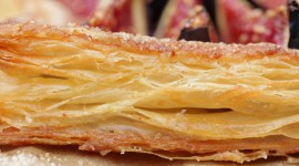 Puff Pastry Wallpaper High Definition