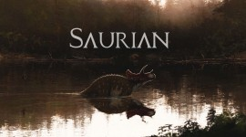 Saurian Game Wallpaper