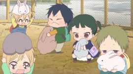 School Babysitters Wallpaper 1080p