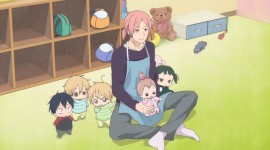 School Babysitters Wallpaper