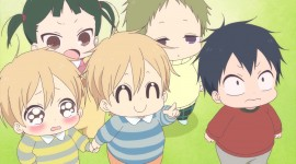 School Babysitters Wallpaper Free