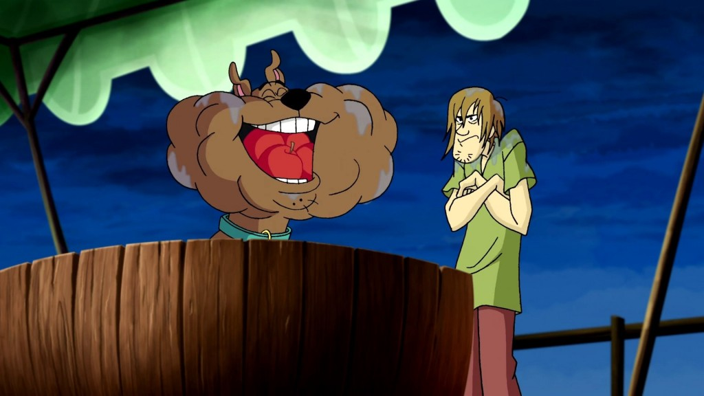 Scooby Doo Camp Scare wallpapers HD