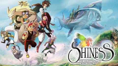 Shiness The Lightning Kingdom wallpapers high quality