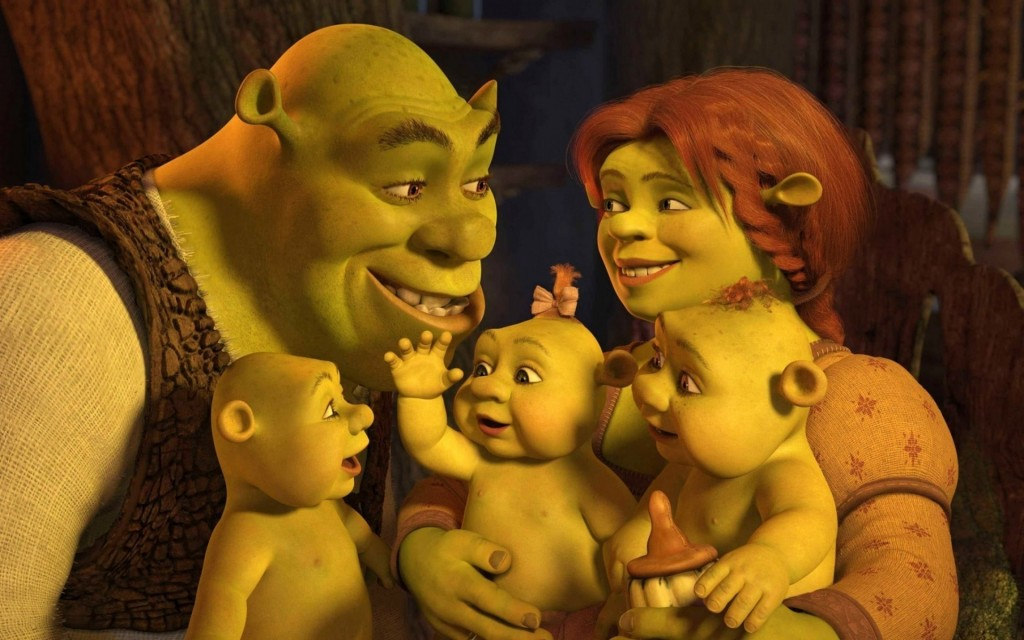 Shrek Forever After wallpapers HD