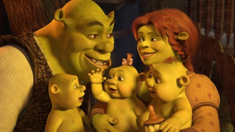 Shrek Forever After wallpapers high quality