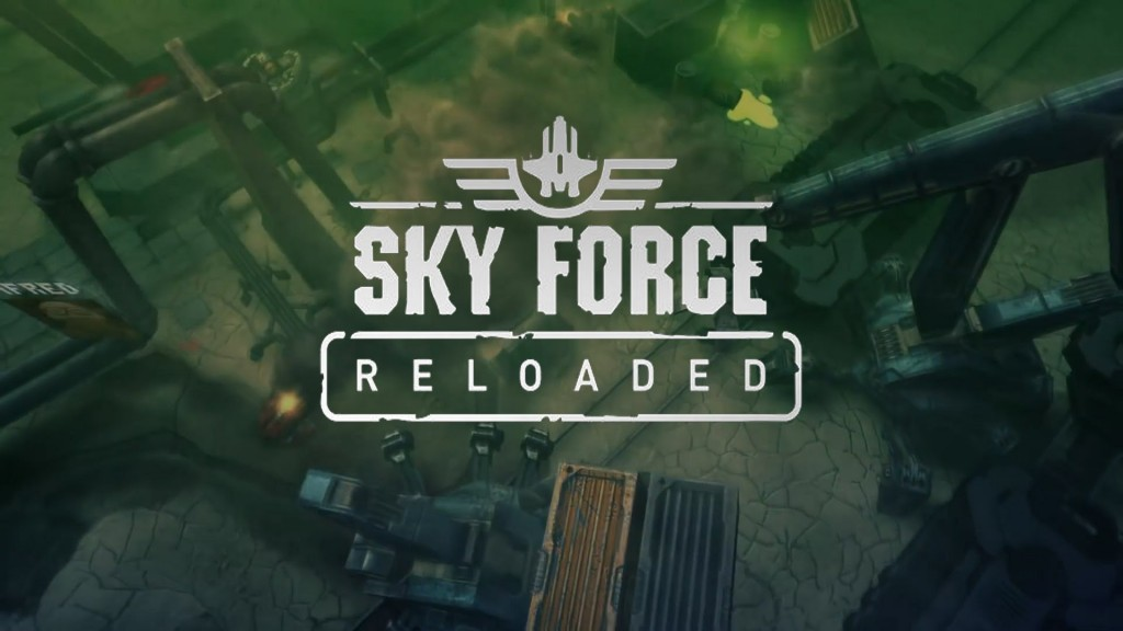 Sky Force Reloaded wallpapers HD