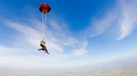 Skydiver Best Wallpaper