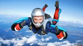 Skydiver Desktop Wallpaper Free