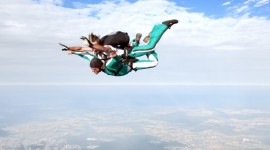 Skydiver High Quality Wallpaper