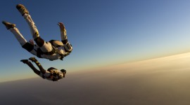 Skydiver Wallpaper Download Free