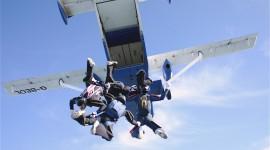 Skydiver Wallpaper Free