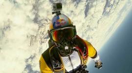 Skydiver Wallpaper Full HD