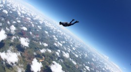 Skydiver Wallpaper Gallery