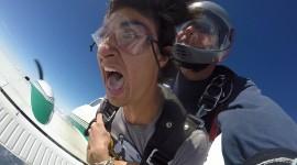 Skydiver Wallpaper HD