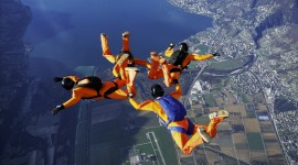 Skydiver Wallpaper High Definition