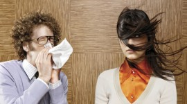 Sneezing Wallpaper Download