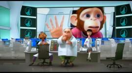 Space Chimps Wallpaper 1080p