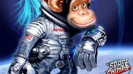 Space Chimps Wallpaper For Desktop