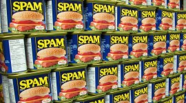 Spam Food Wallpaper Background