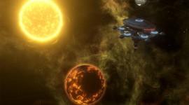 Stellaris Utopia Desktop Wallpaper HD