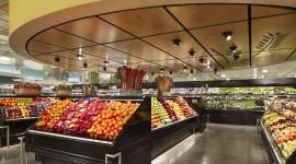 Supermarket Desktop Wallpaper HD