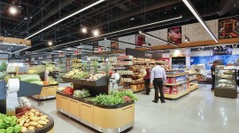 Supermarket Desktop Wallpaper HQ