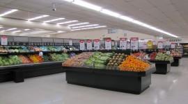 Supermarket Wallpaper Background