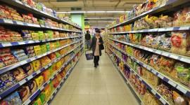 Supermarket Wallpaper Full HD