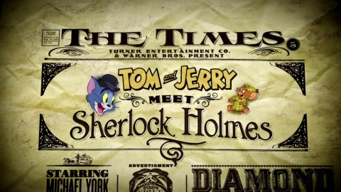 Tom & Jerry Meet Sherlock Holmes wallpapers high quality