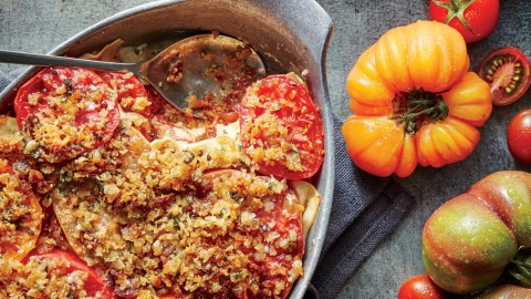 Tomato Gratin wallpapers high quality