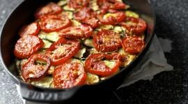 Tomato Gratin Photo
