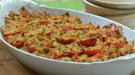 Tomato Gratin Wallpaper Download#1