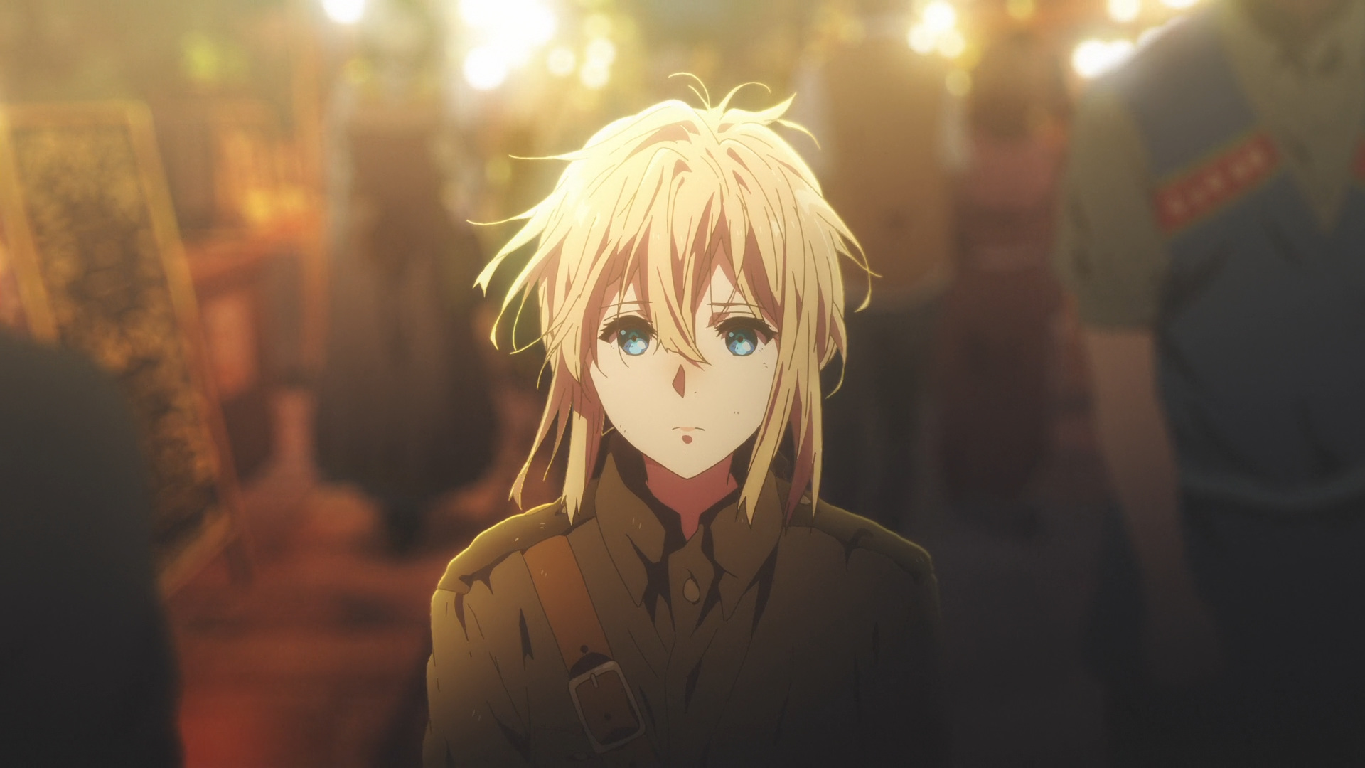 Violet Evergarden Wallpapers High Quality | Download Free