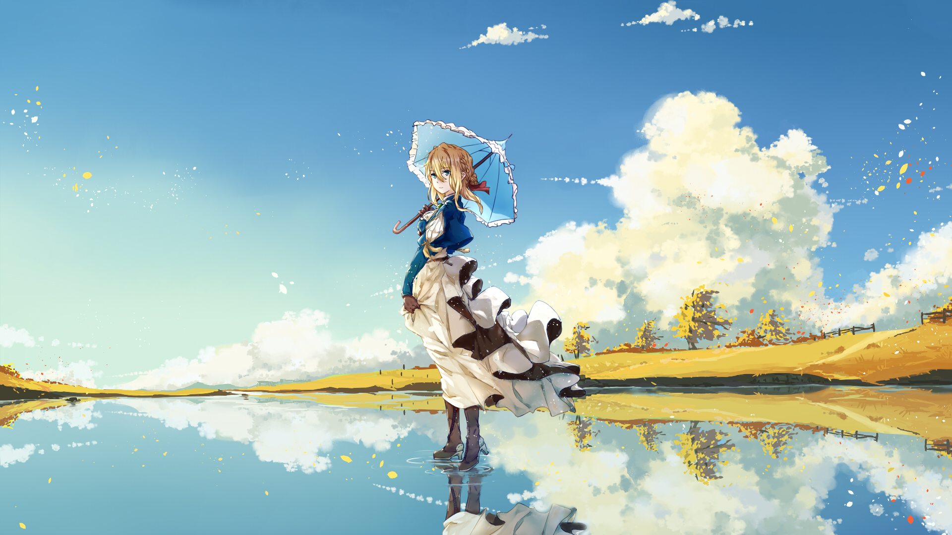 Violet Evergarden Wallpapers High Quality   Download Free