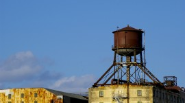Water Tower Wallpaper Download Free