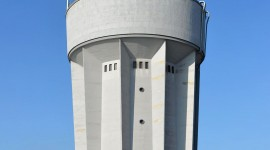 Water Tower Wallpaper For IPhone
